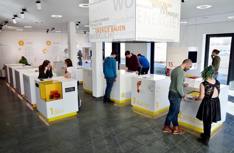 Ausstellung Klima-Umwelt-Energie